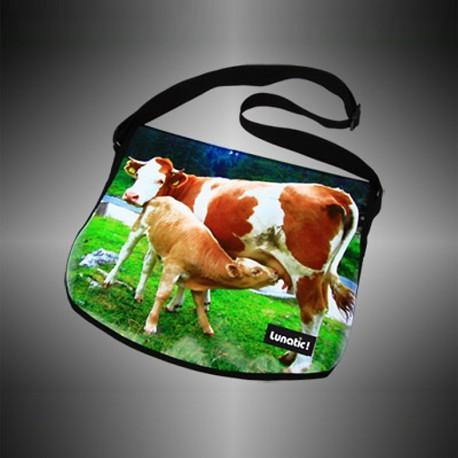 "Fashion bag ""Mukuli"" with covers to change"