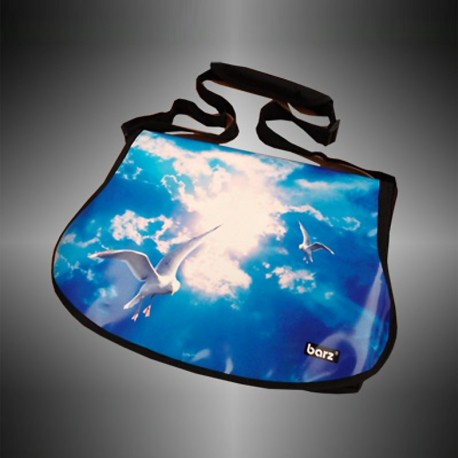 """Fashion bag """"Seagull"""" with covers to change"""
