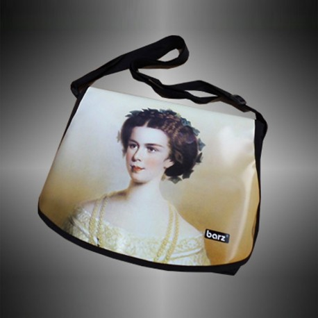 "Fashion bag ""Sissi"" with covers to change"