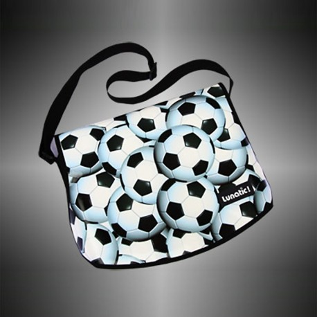 "Fashion bag ""Soccer"" with covers to change"