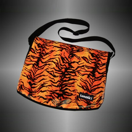 "Fashion bag ""Tiger"" with covers to change"
