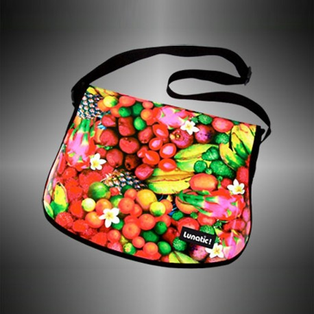 "Fashion bag ""Tropical"" with covers to change"