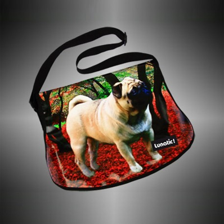 """Fashion bag """"Mopsi"""" with changeable covers"""