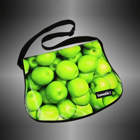 "Fashion bag ""Apple"" with changeable covers"