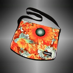 "Fashion bag ""Nostalghia"" with covers to change"
