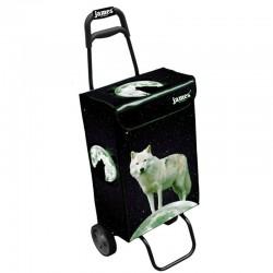 Shopping trolley Wolf