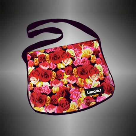 "Fashion bag ""Rosy"" with changeable covers"