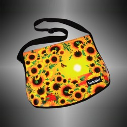 "Fashion bag ""Sunny"" with changeable covers"