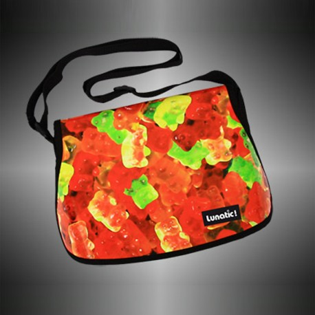 "Fashion bag ""Gummybear"" with changeable covers"