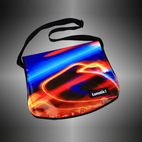 "Fashion bag ""Nightline"" with changeable covers"