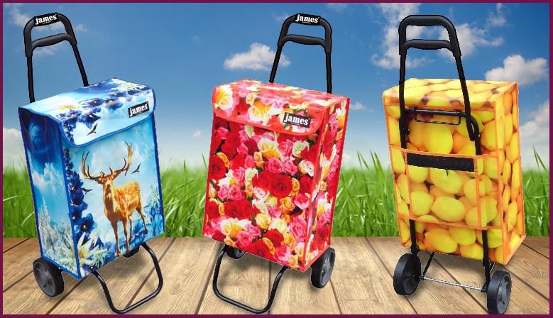 Shopping trolleys